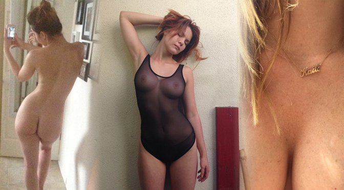 Kaili Thorne Naked Leaks
