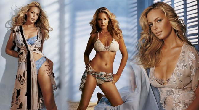 Katherine Heigl – FHM Magazine Photoshoot (November 2004)