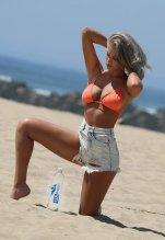 Samantha Knezel Bikini Top