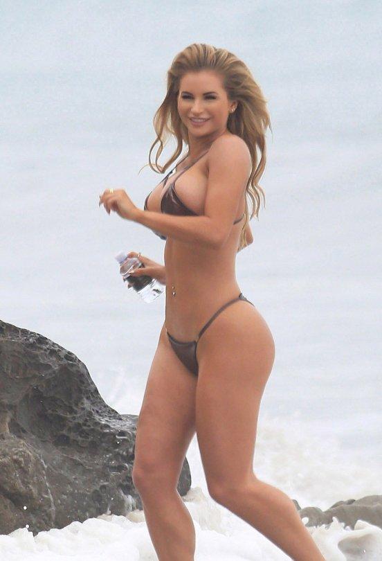 Amy Lee Summers Bikini