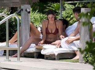 Ashley Greene Bikini