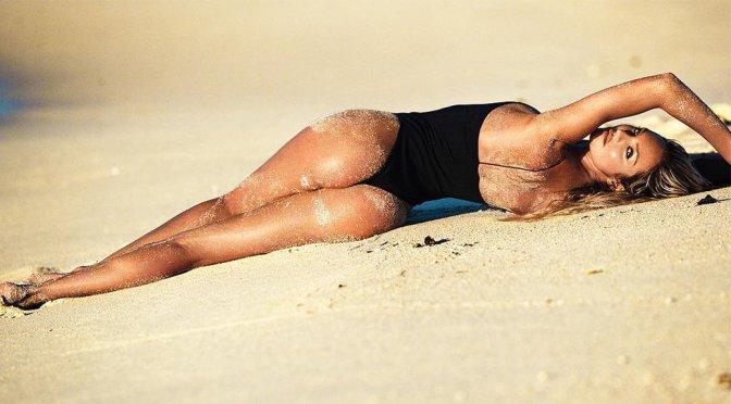 "Candice Swanepoel – ""Tropic of C"" Swimwear Photoshoot"