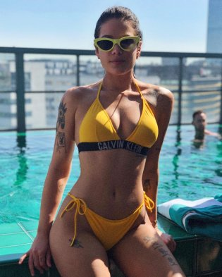 Halsey Bikini