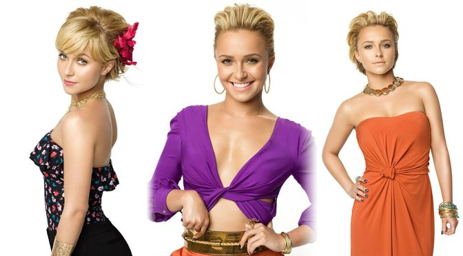 Hayden Panettiere – Vegas Magazine Photoshoot (April 2011)