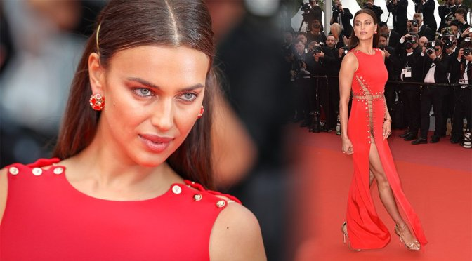 "Irina Shayk – ""Sorry Angel"" Premiere in Cannes"