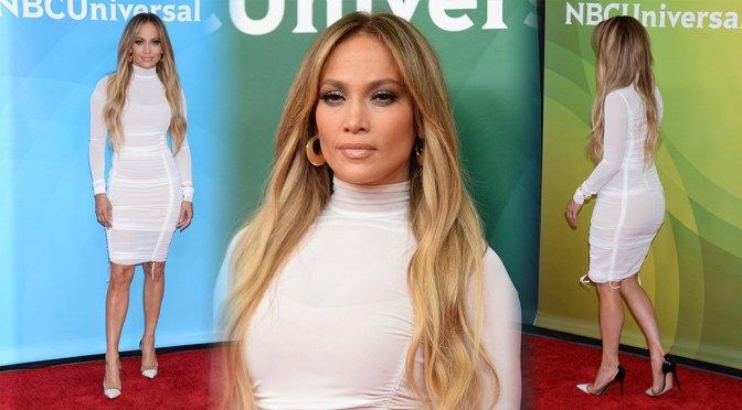 Jennifer Lopez – NBCUniversal Summer Press Day 2018