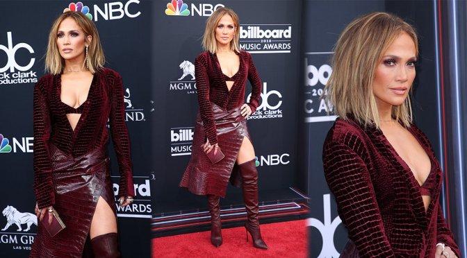 Jennifer Lopez – 2018 Billboard Music Awards in Las Vegas