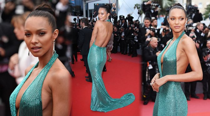 """Lais Ribeiro – """"Solo: A Star Wars Story"""" Premiere in Cannes"""