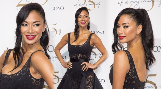 Nicole Scherzinger – De Grisogono Party in Cannes