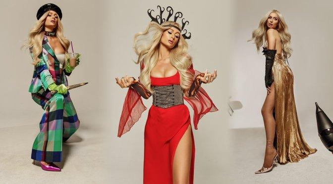 Paris Hilton – Numero Berlin Magazine Photoshoot (April 2018)