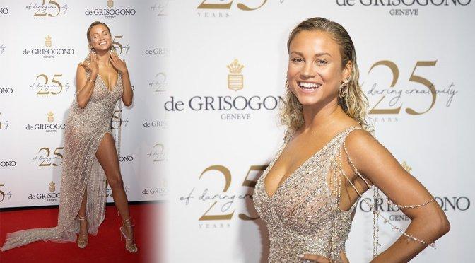 Rose Bertram – De Grisogono Party in Cannes