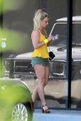 Britney Spears Leggy
