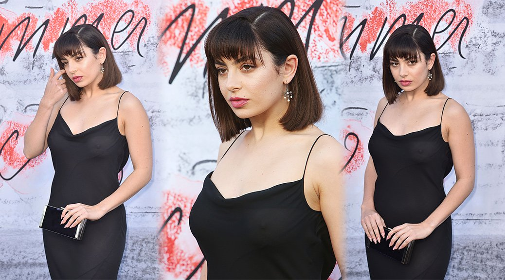 Charli XCX - Serpentine Gallery Summer Party in London