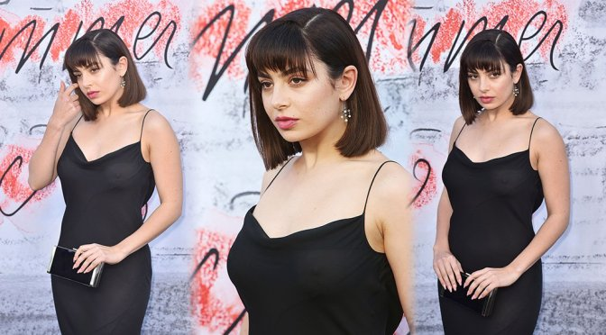 Charli XCX – Serpentine Gallery Summer Party in London