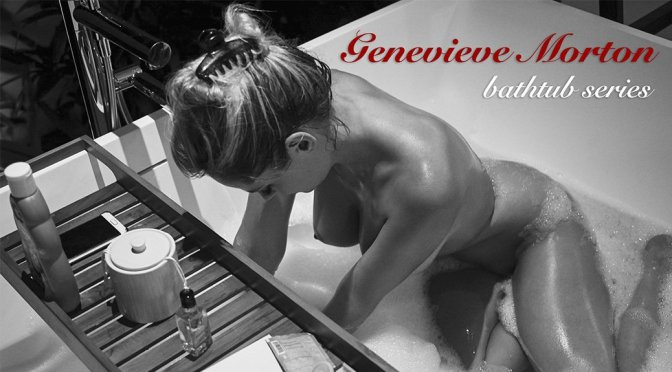 Genevieve Morton – Nude Photoshoot by Derek Riker (NSFW)