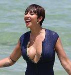 Jackie Cruz Swimsuit Boobs