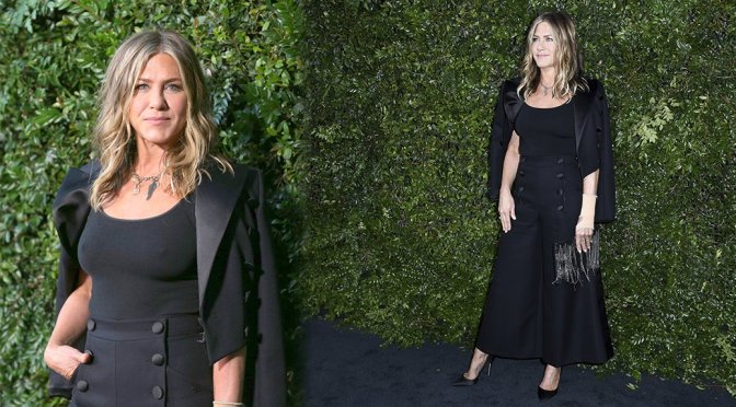 Jennifer Aniston – CHANEL Dinner Event in Malibu