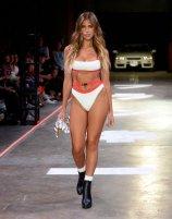 Kara Del Toro Catwalk Bikini
