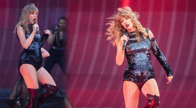 Taylor Swift – Reputation Stadium Tour in Manchester