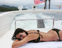 Camilla Belle Bikini Butt