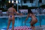 Claudia Romani Sexy Bikini