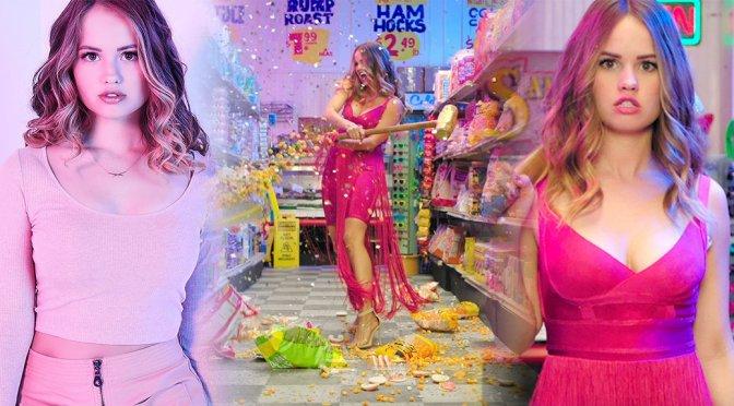 "Debby Ryan – Netflix ""Insatiable"" Series Promos"