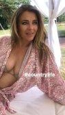 Elizabeth Hurley Bikini Boobs