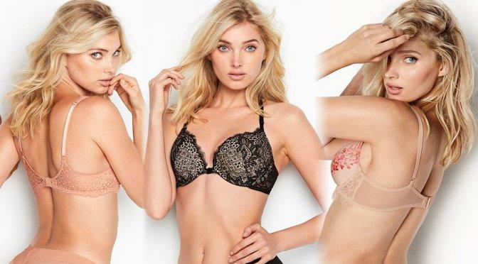 Elsa Hosk – Victoria's Secret Lingerie Photoshoot
