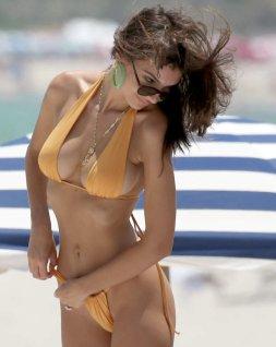 Emily Ratajkowski Tiny Bikini