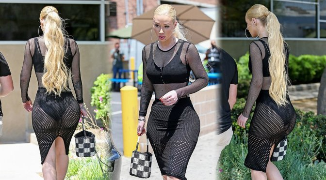 Iggy Azalea – Ass Candids in Los Angeles
