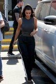 Kim Kardashian Braless Big Boobs
