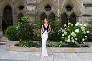 Kimberley Garner - at the American Cathedral Church of the Holy Trinity in Paris