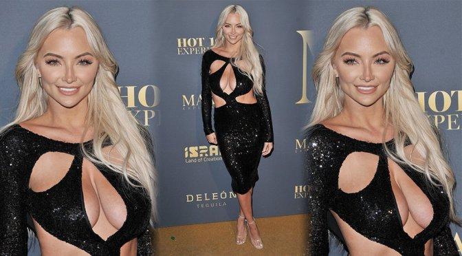 Lindsay Pelas – Maxim Hot 100 Experience in Los Angeles