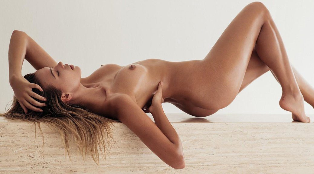 Sandra Kubicka - Naked Photoshoot by Christopher von Steinbach (NSFW)