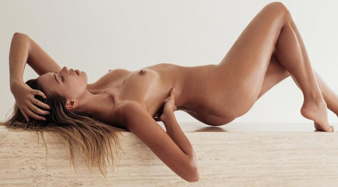 Sandra Kubicka – Naked Photoshoot by Christopher von Steinbach (NSFW)