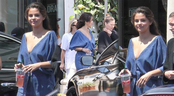 Selena Gomez – Candids in Malibu