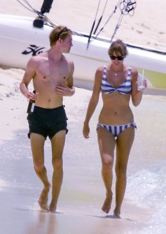 Taylor Swift Sexy Small Bikini
