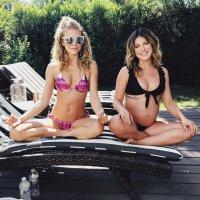 Annalynne Mccord & Shenae Grimes Bikinies