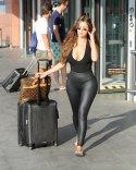 Demi Rose Mawby Big Boobs And Cleavage In Ibiza