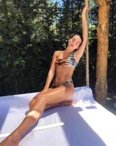 Dua Lipa Sexy Bikini
