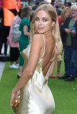 Kimberley Garner Sexy At The Festival Premiere In London