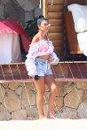 Kourtney Kardashian Bikini In Mexico