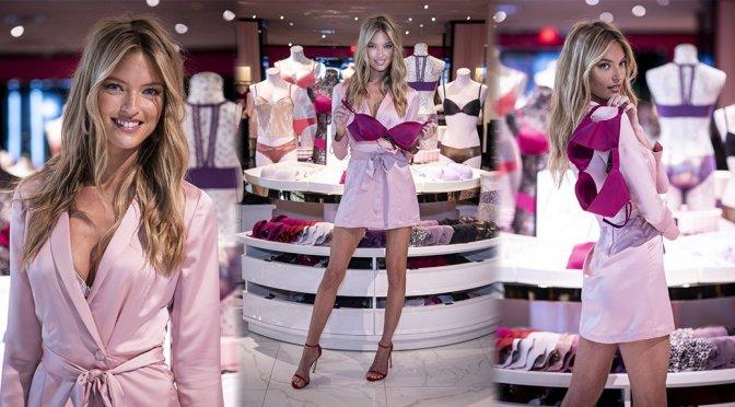 Martha Hunt – Victoria's Secret Oakbrook Store Opening in Illinois