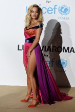 Rita Ora Sexy At Unicef Summer Gala