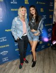 Victoria Justice Sexy Denim Shorts At City Jam In Chicago