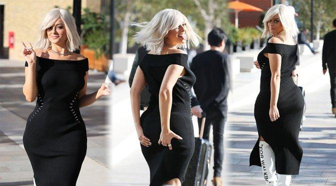 Bebe Rexha – Sexy Candids in London