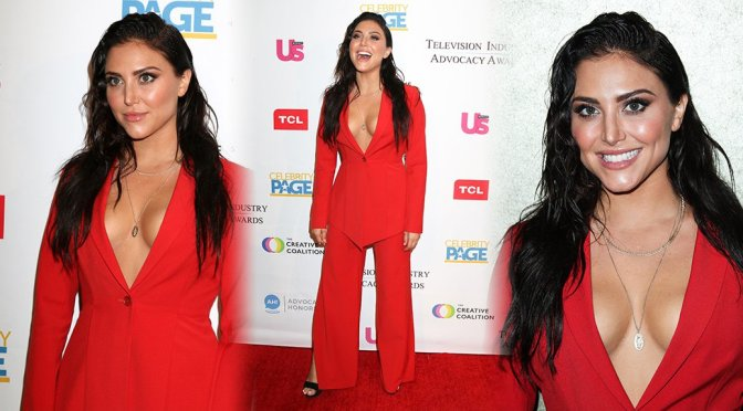 Cassie Scerbo – The Creative Coalition's 2018 TV Industry Advocacy Awards