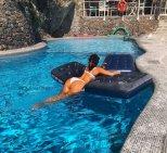 Claudia Romani Sexy Bikini Body
