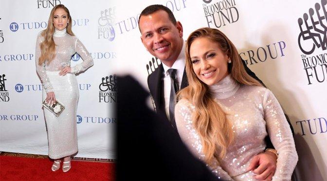 Jennifer Lopez – 33rd Annual Great Sports Legends Dinner