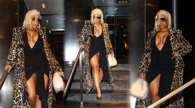 Nicki Minaj – Sexy Candids in New York
